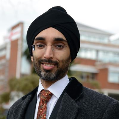 Jasvir Singh OBE