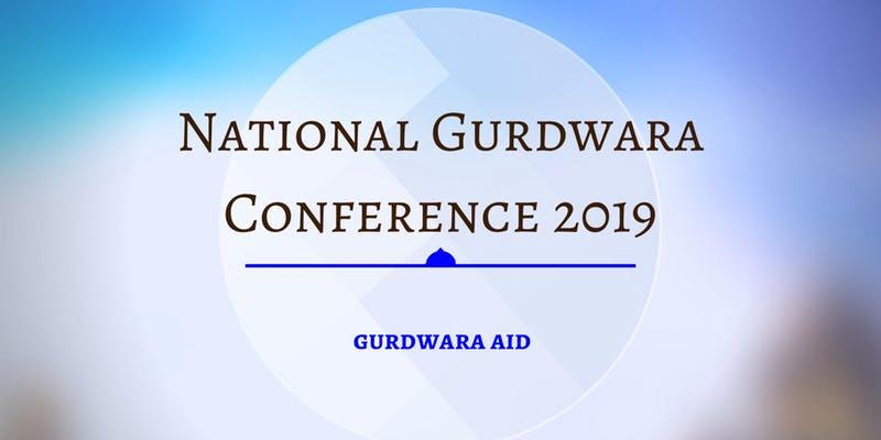National Gurdwara Conference 2019